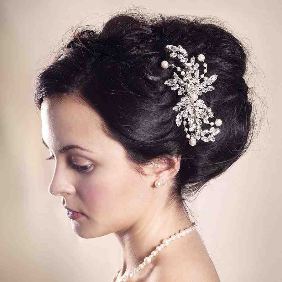 Wedding Hair Combs Offer A Beautiful Alternative To Veils