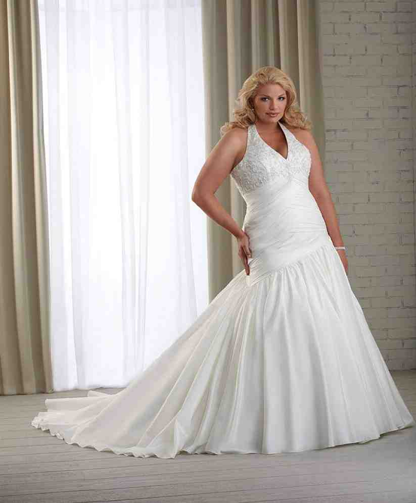 Cheap plus size bridesmaid dresses with sleeves wedding for Discount plus size wedding dresses