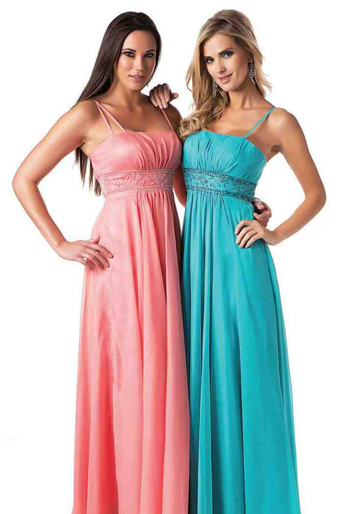 Coral and teal bridesmaid dresses wedding and bridal for Coral wedding bridesmaid dresses