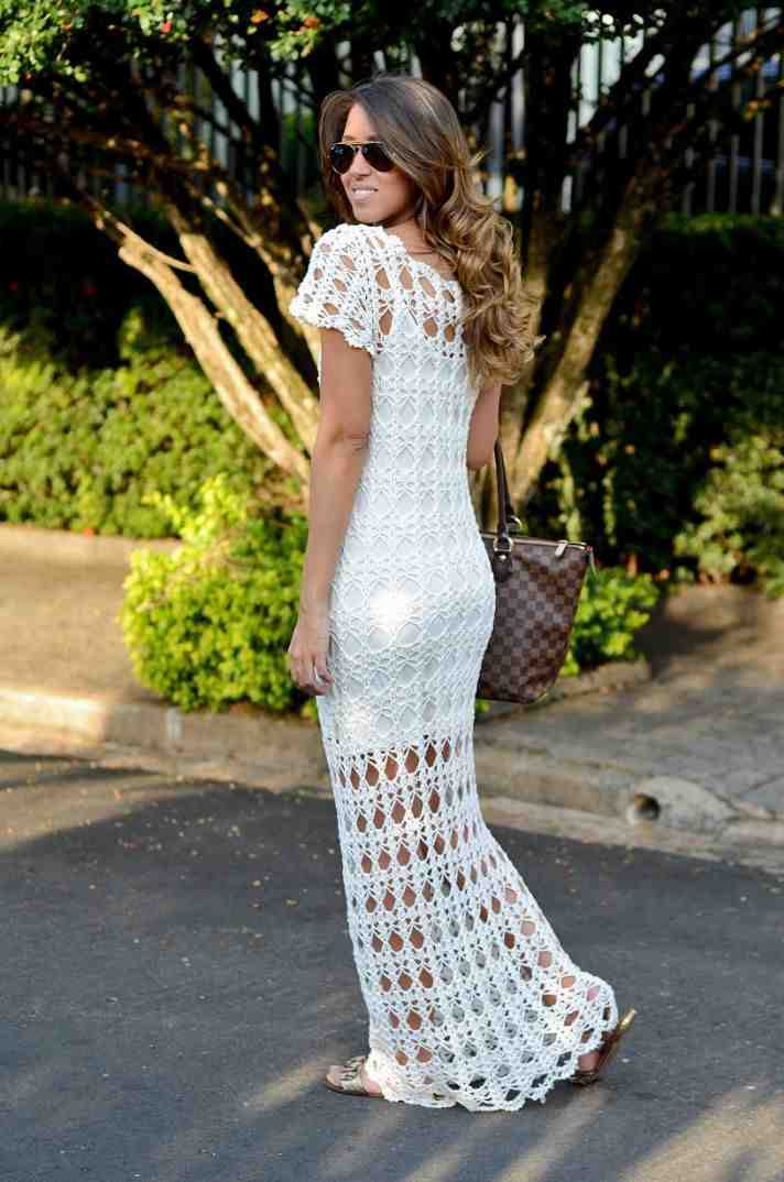 Irish crochet wedding dress pattern wedding and bridal for Crochet wedding dress patterns