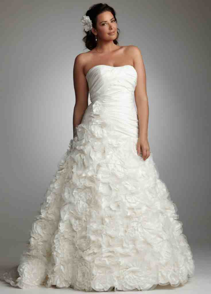 Plus size wedding dress sewing patterns wedding and for Wedding dress patterns plus size
