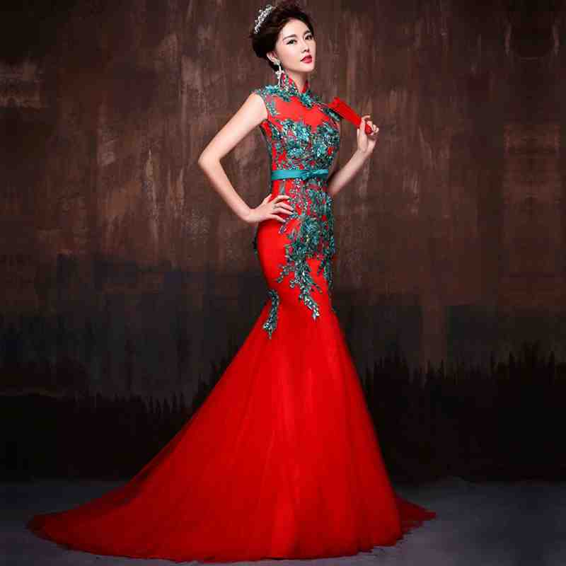 Used red wedding dresses for sale cheap wedding dresses for Wedding dress for sale used