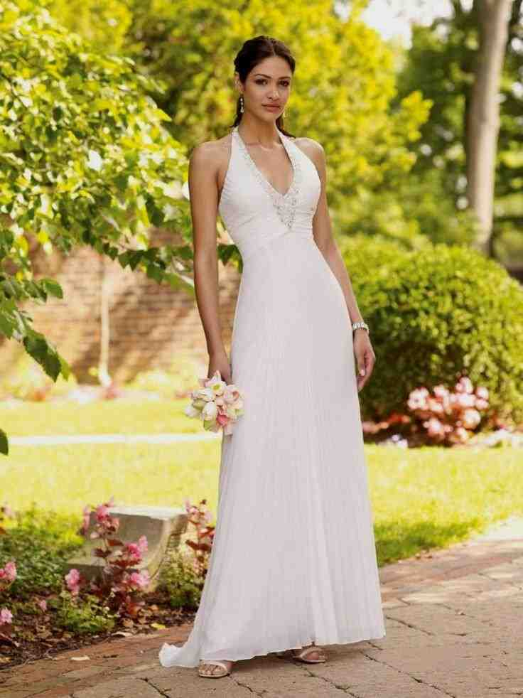 Second marriage wedding dresses beach wedding and bridal for Bridal dresses for second weddings