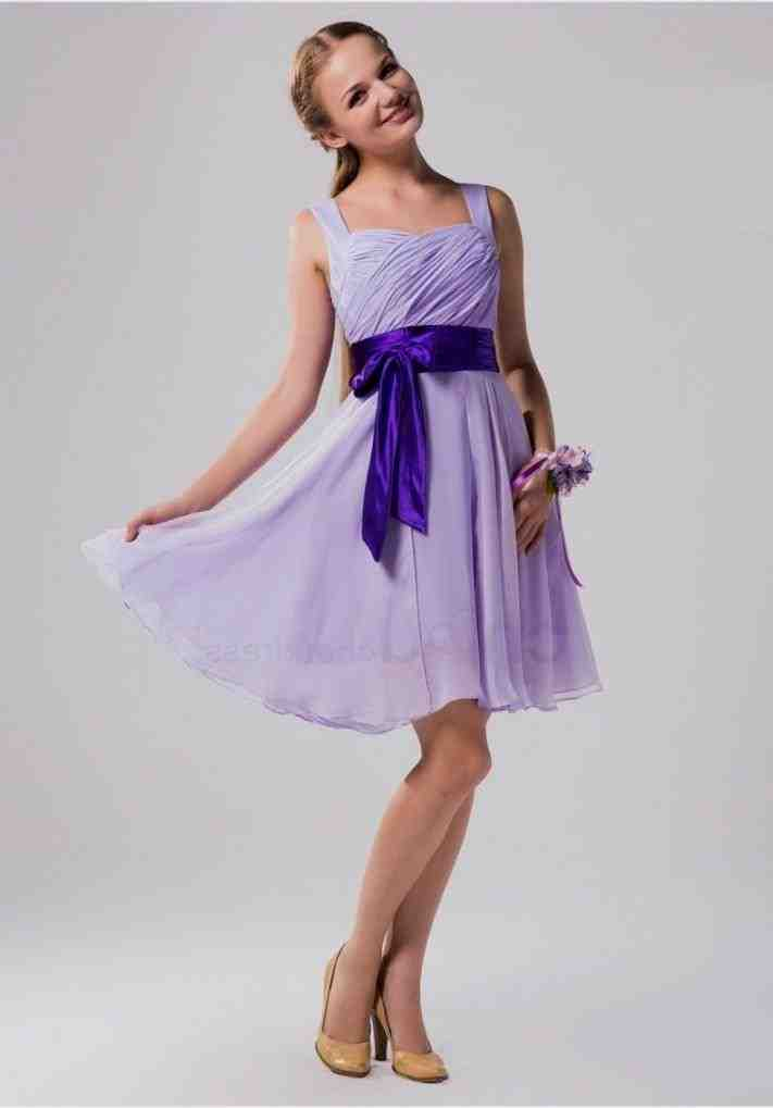 Short Light Purple Bridesmaid Dresses Wedding And Bridal