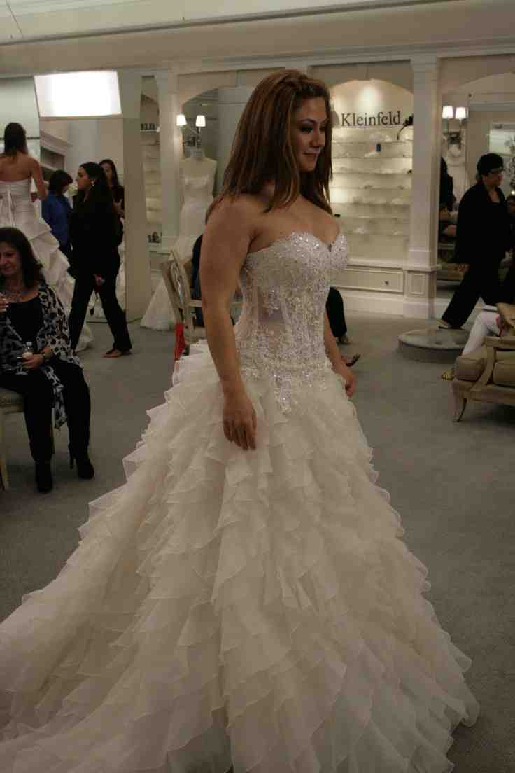 used pnina tornai wedding dress wedding and bridal