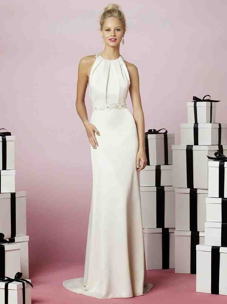 Wedding dresses for second time brides wedding and for Bridal dresses for second weddings