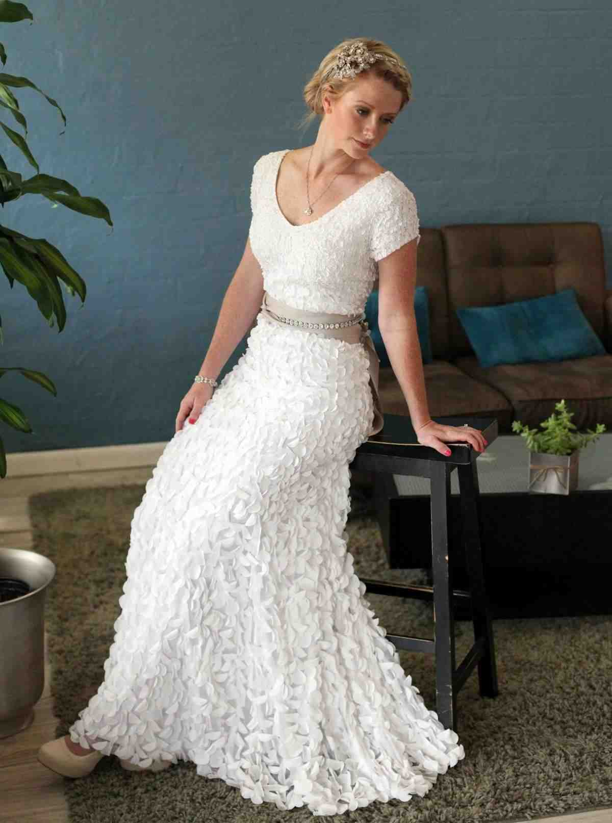 Second wedding dresses how to choose wedding and bridal for Appropriate wedding dresses for second marriage