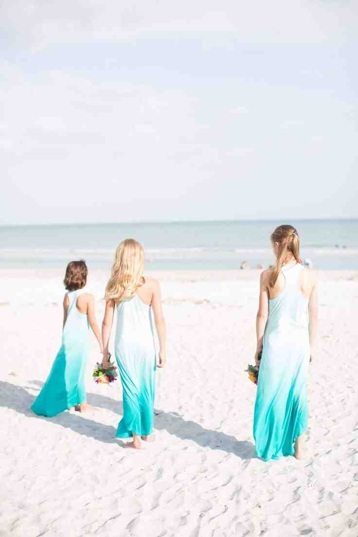 Dresses For Bridesmaid For The Beach 30