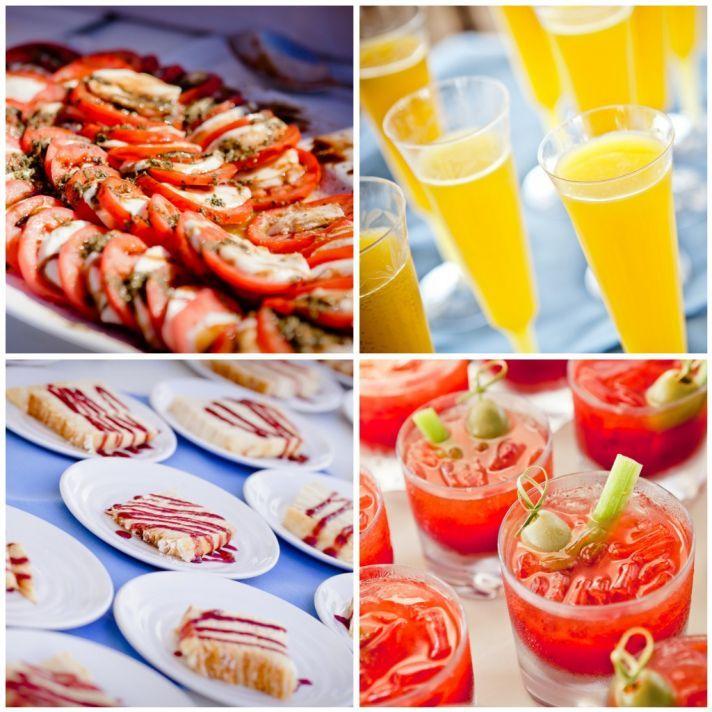 Beach Wedding Food Ideas