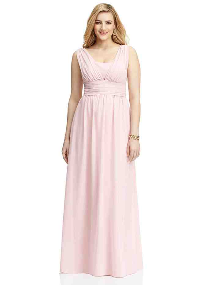 Bridesmaid Dresses Plus Size Flattering