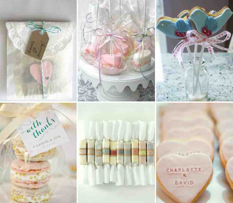 Cheap Wedding Favor Ideas Diy
