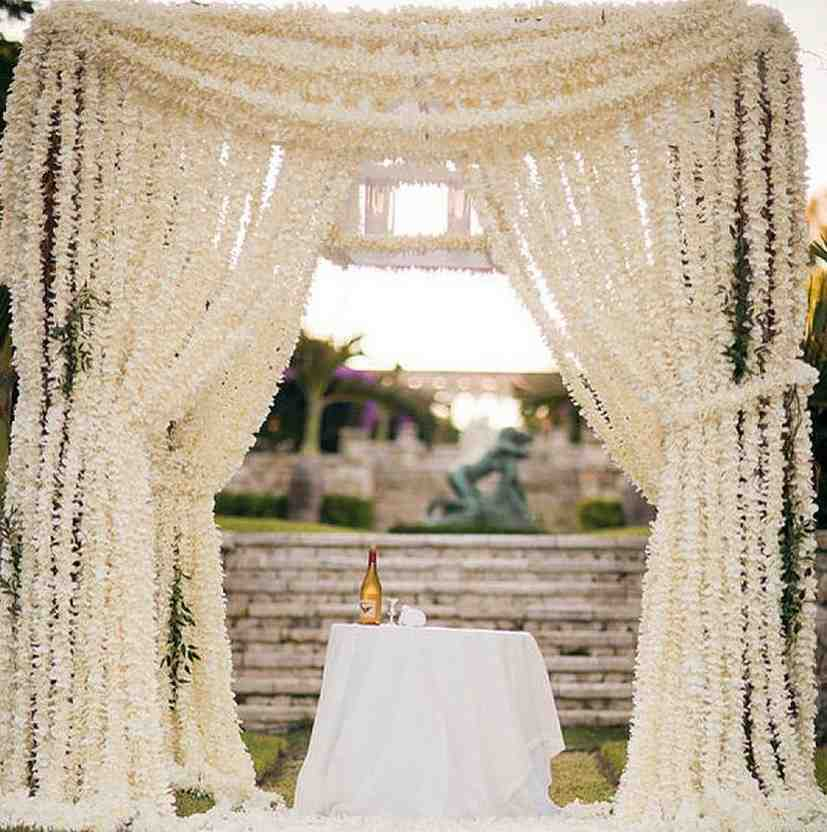 Diy Backyard Wedding Ideas: Wedding And Bridal Inspiration