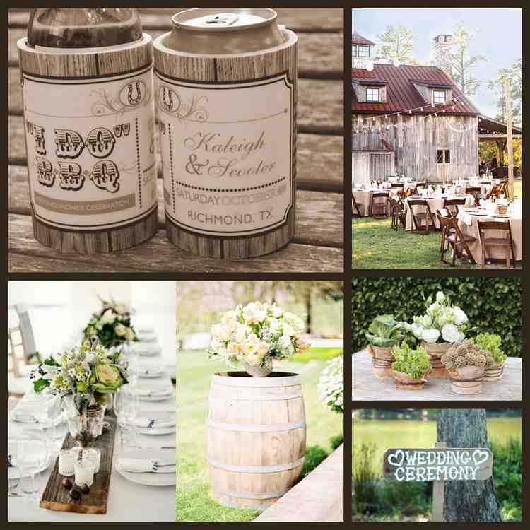 Unique Country Wedding Ideas: Wedding And Bridal Inspiration