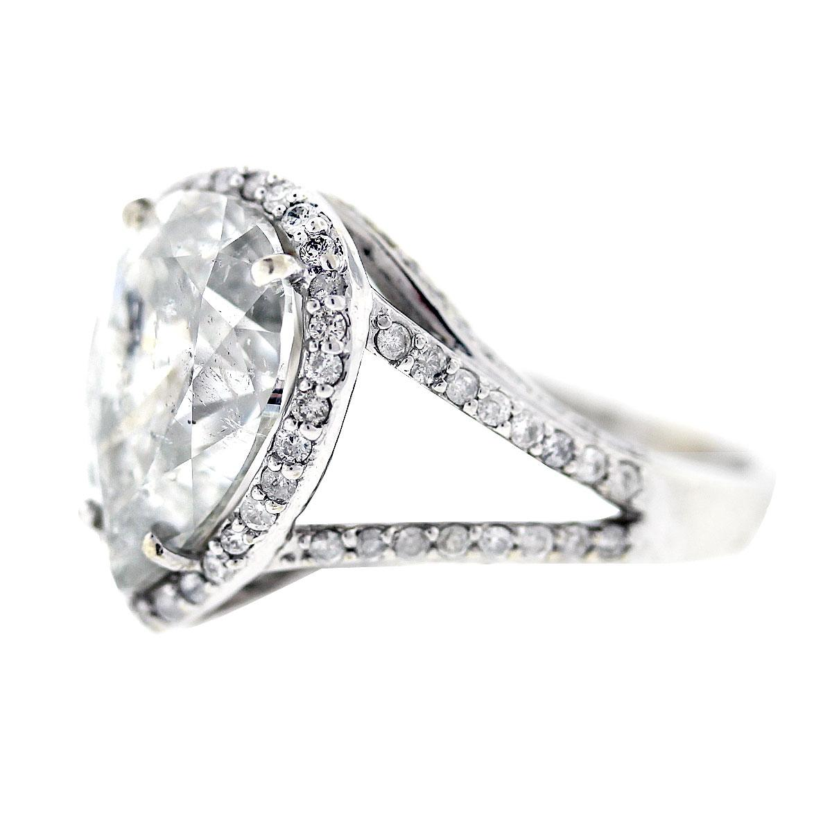 Pear Engagement Ring Settings Wedding and Bridal Inspiration