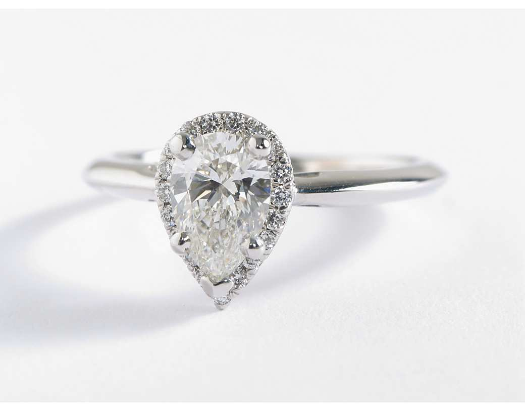 Pear Shaped Engagement Rings Smart Tips Wedding And