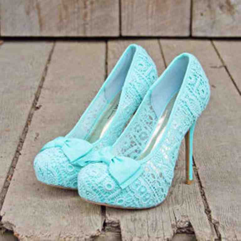 light blue shoes for wedding wedding and bridal inspiration