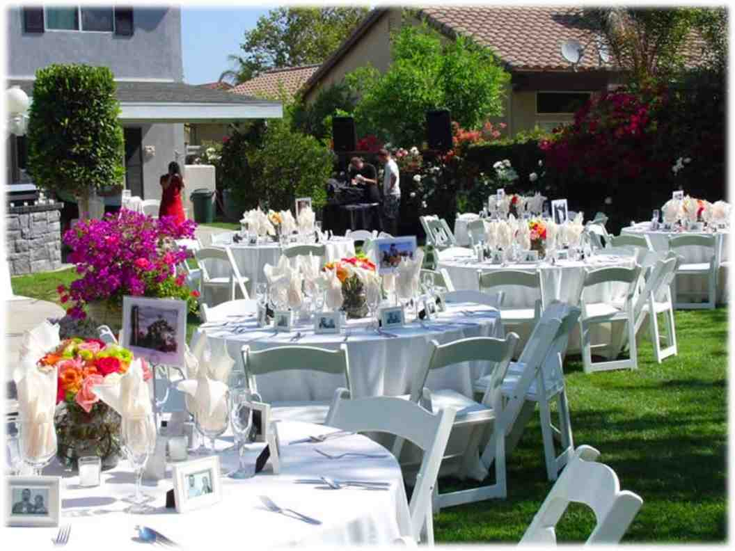 Simple Outdoor Wedding Ideas On A Budget - Wedding and ...