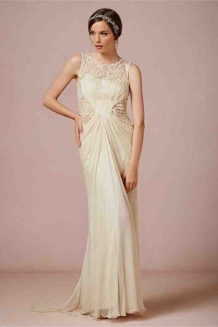 Used bhldn wedding dress wedding and bridal inspiration for Anthropologie beholden wedding dress