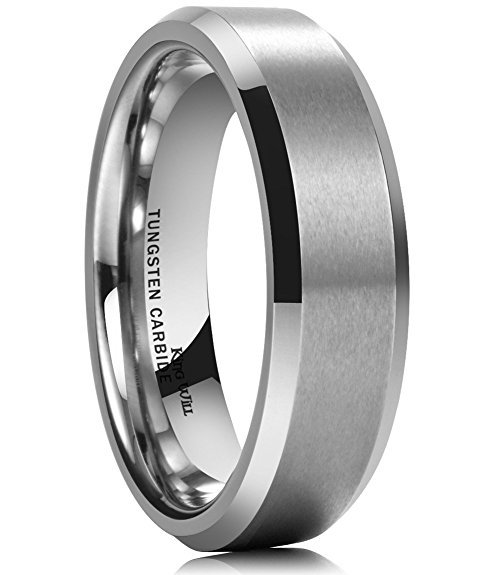 Are King Will Rings Made Of Tungsten