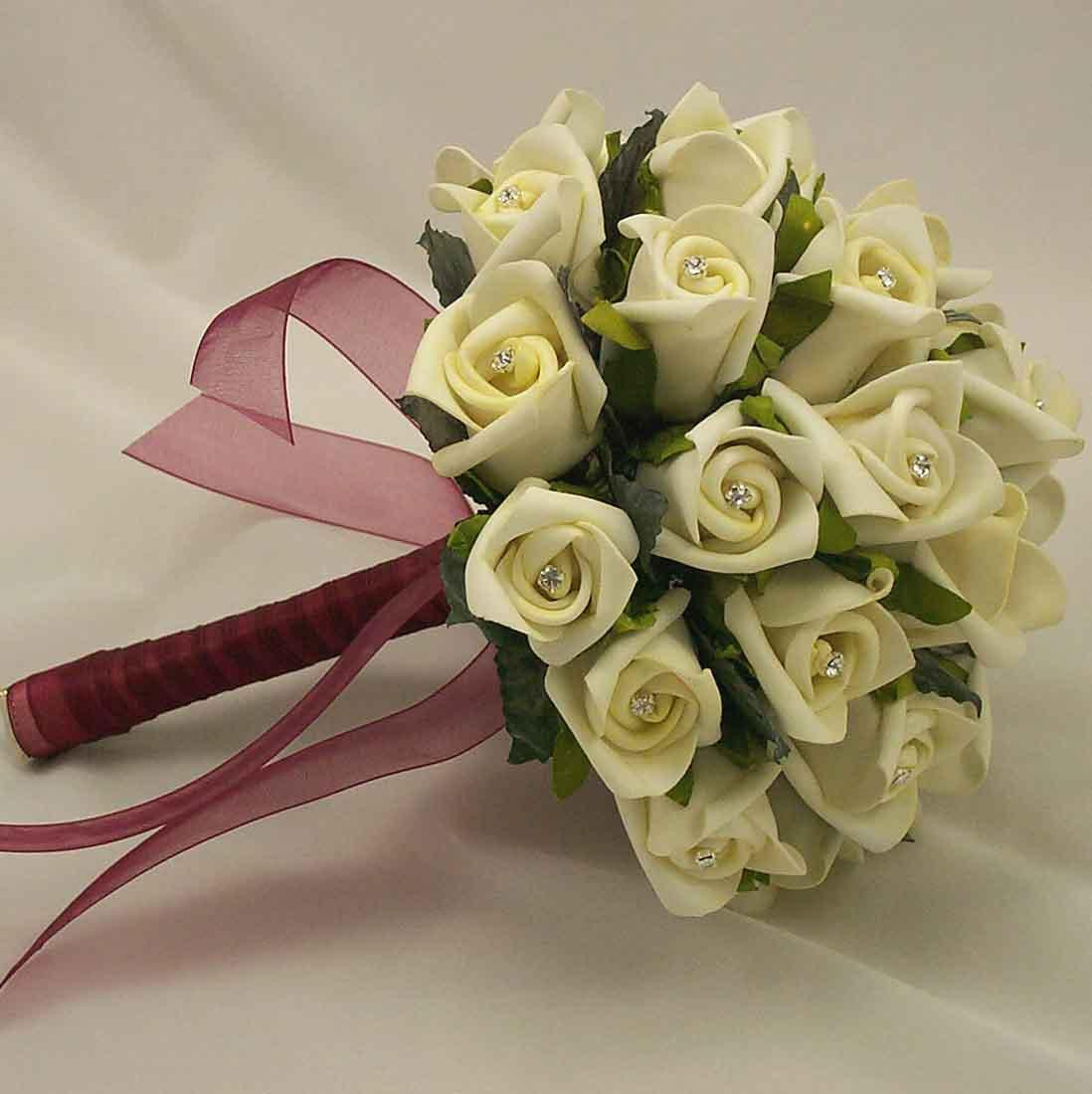 silk wedding bouquets packages silk wedding bouquet packages wedding and bridal inspiration 7421