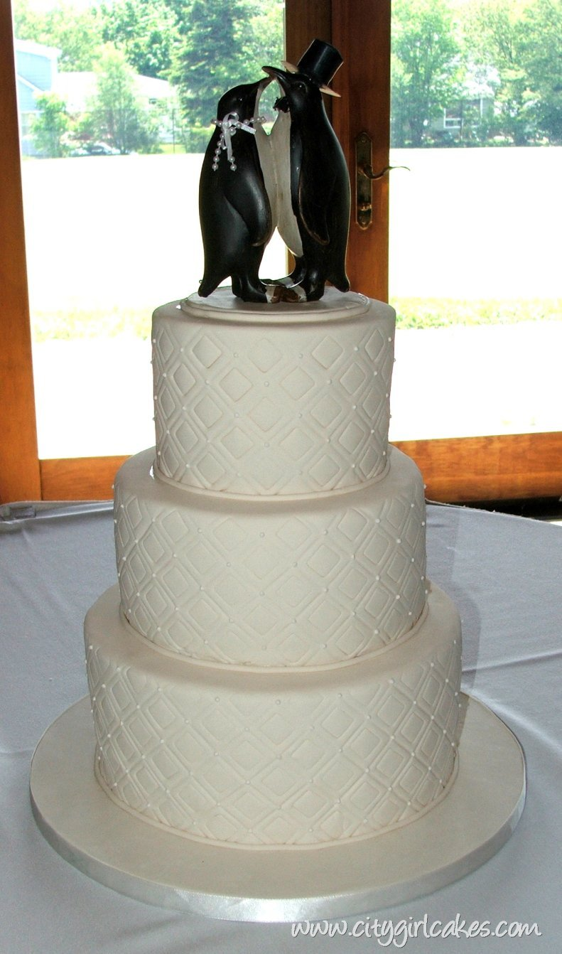 plain 3 tier wedding cake simple 3 tier wedding cakes wedding and bridal inspiration 18630