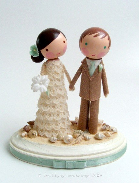 easy to make wedding cake toppers simple wedding cake toppers wedding and bridal inspiration 13831