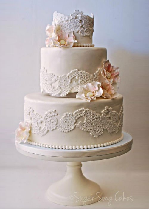 making a wedding cake stand vintage wedding cake stands wedding and bridal inspiration 17051