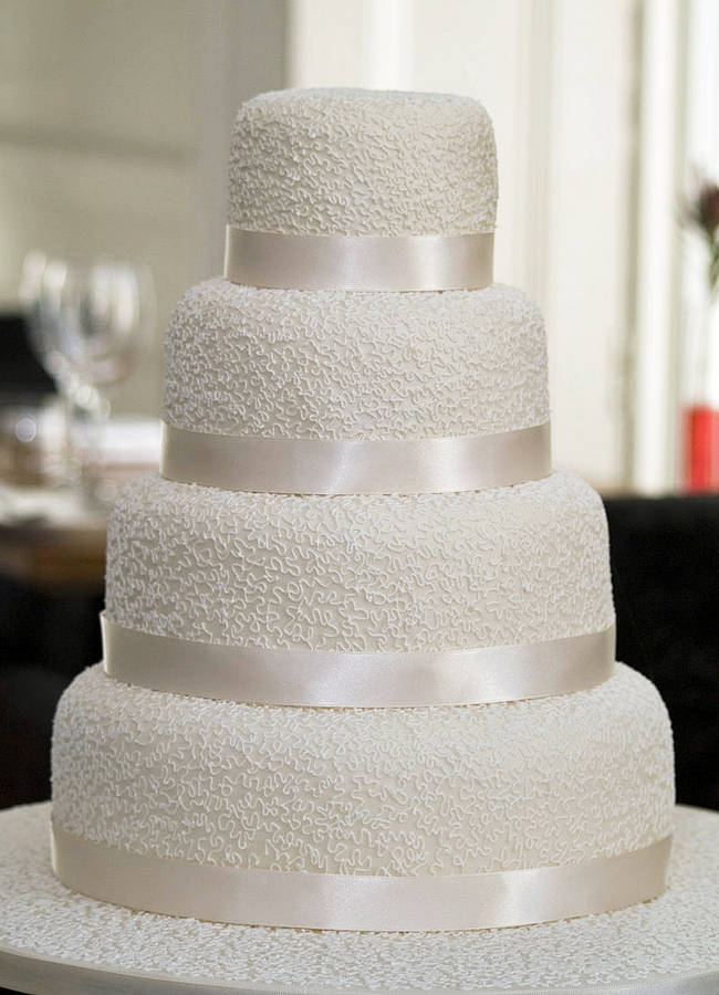 4 tier wedding cake recipe 4 tier wedding cake designs wedding and bridal inspiration 10403