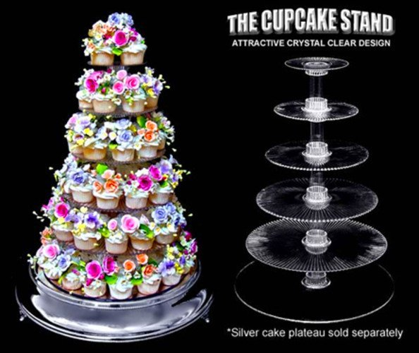 cupcake wedding cakes stands cupcake wedding cake stand wedding and bridal inspiration 3234