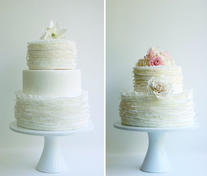 easy frosting for wedding cake easy wedding cake frosting wedding and bridal inspiration 13814