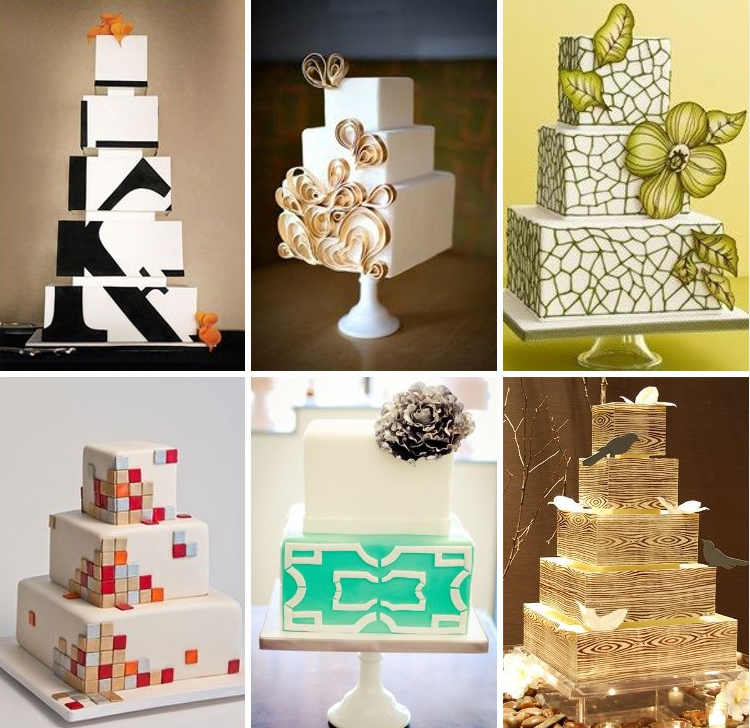 wedding cakes modern designs modern wedding cake designs wedding and bridal inspiration 25045