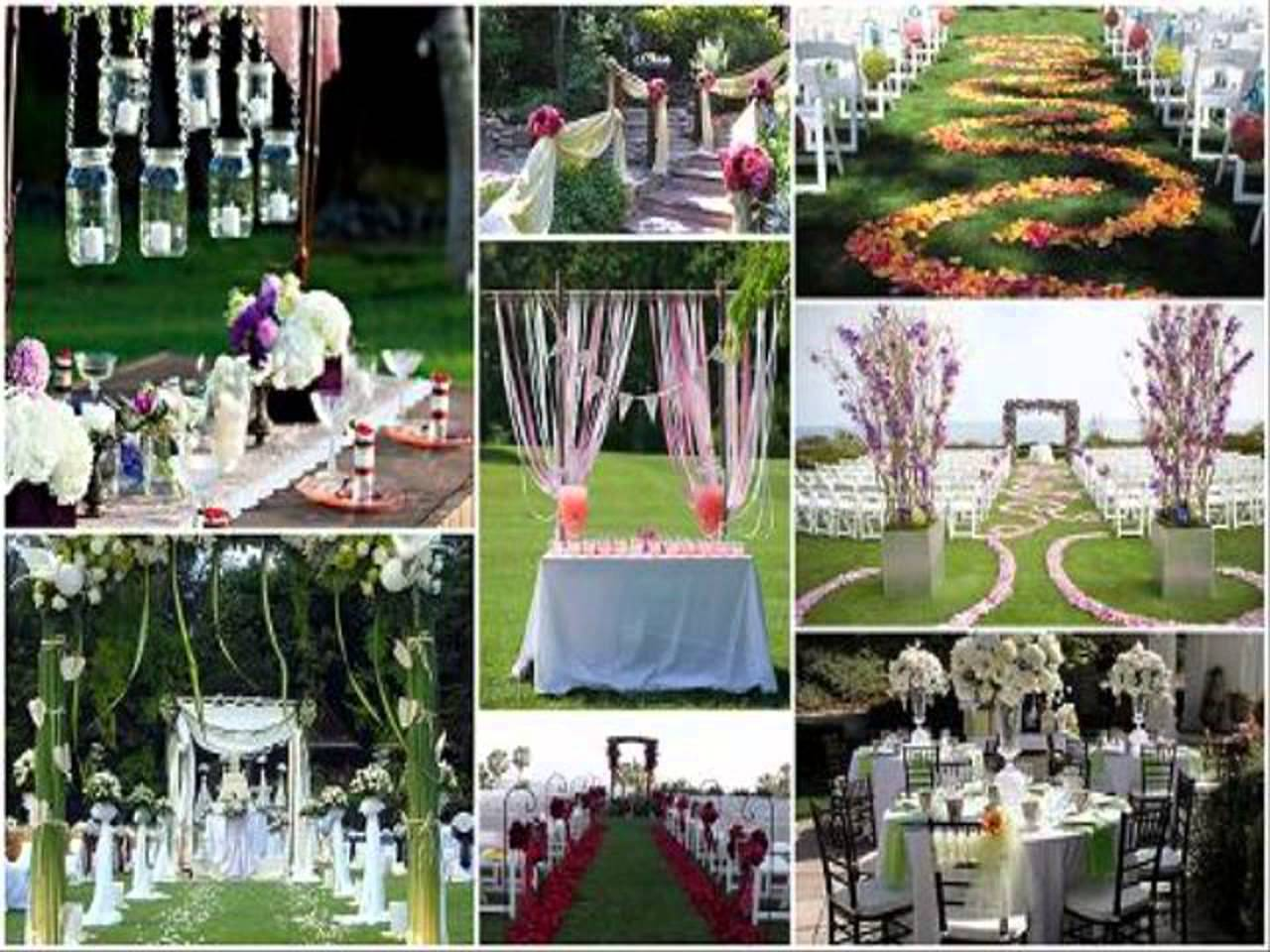 wedding ideas now outdoor wedding decor ideas wedding and bridal inspiration 28268