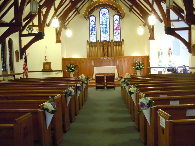 wedding decoration ideas for church simple wedding decorations for church wedding and bridal 9047