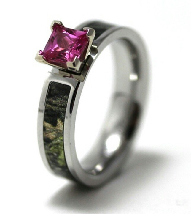 camo wedding rings camo wedding rings for wedding and bridal 2409