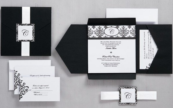 do it yourself wedding invitations do it yourself wedding invitation ideas unique navokal 3631