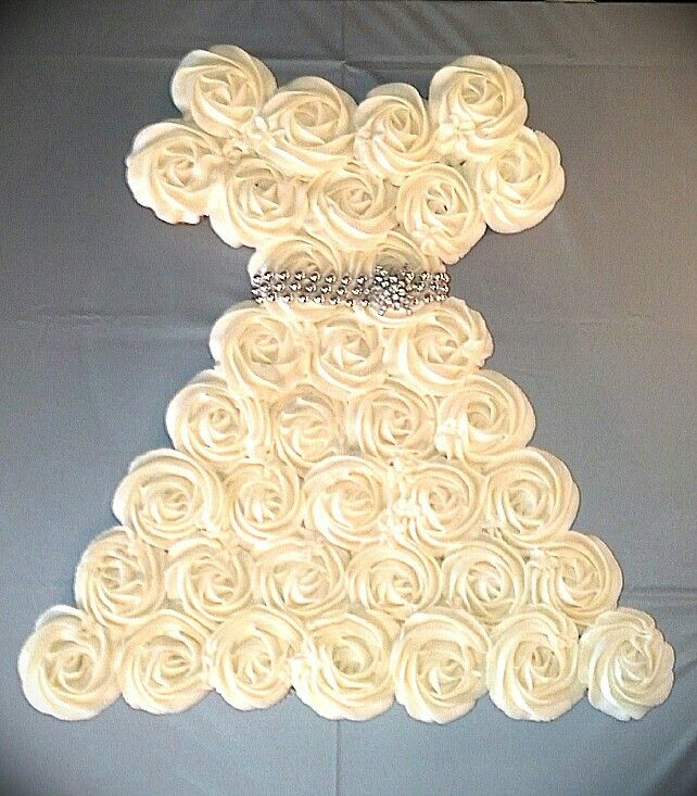 Wedding Gown Cakes: Wedding And Bridal Inspiration