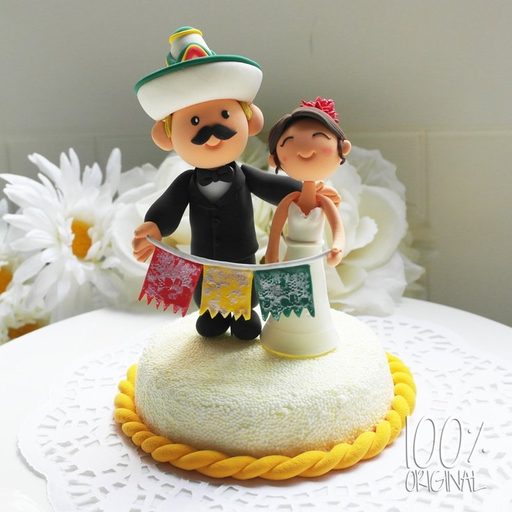 hispanic wedding cake toppers humorous mexican wedding cake toppers wedding and bridal inspiration 15251