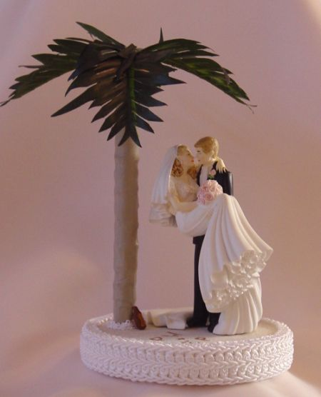 destination wedding cake toppers beach theme cake toppers wedding cakes wedding and bridal 13502