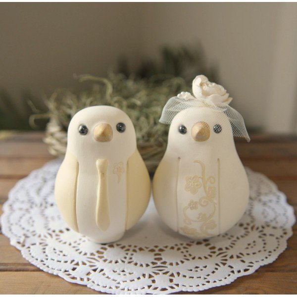 wedding cake bird toppers bird wedding cake toppers wedding and bridal inspiration 8572