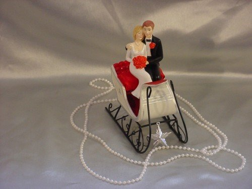 christmas wedding cake toppers wedding cake toppers wedding and bridal 12843