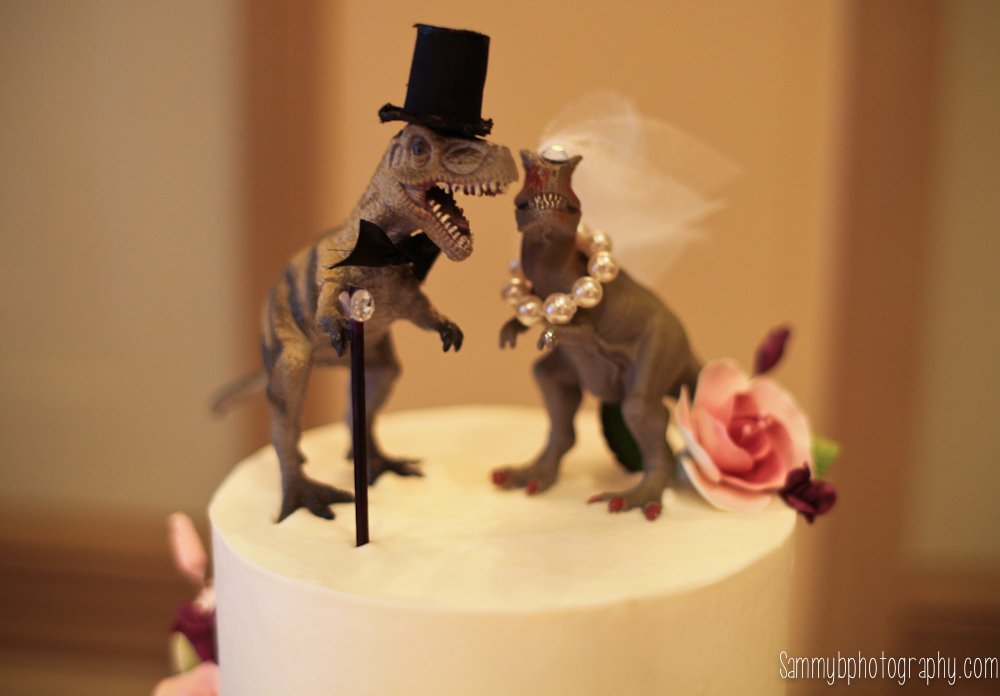 dinosaur wedding cake toppers dinosaur wedding cake topper wedding and bridal inspiration 13532