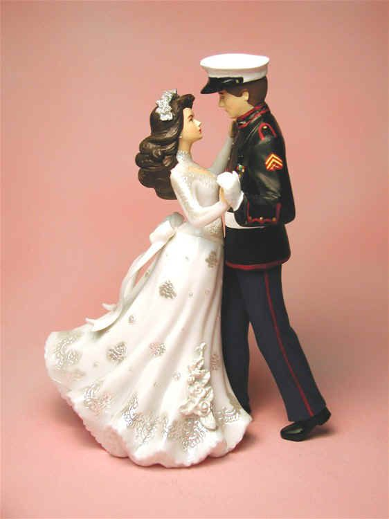 marine cake toppers for wedding cakes marine corps wedding cake toppers wedding and bridal 5711
