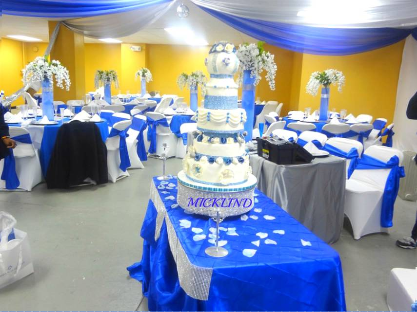 royal blue wedding decoration ideas royal blue wedding decorations wedding and bridal 7158