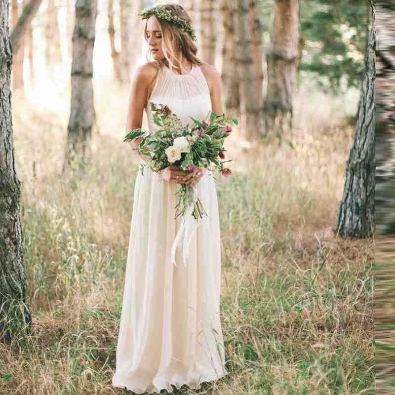 Simple Country Wedding Ideas: Simple Country Style Wedding Dresses