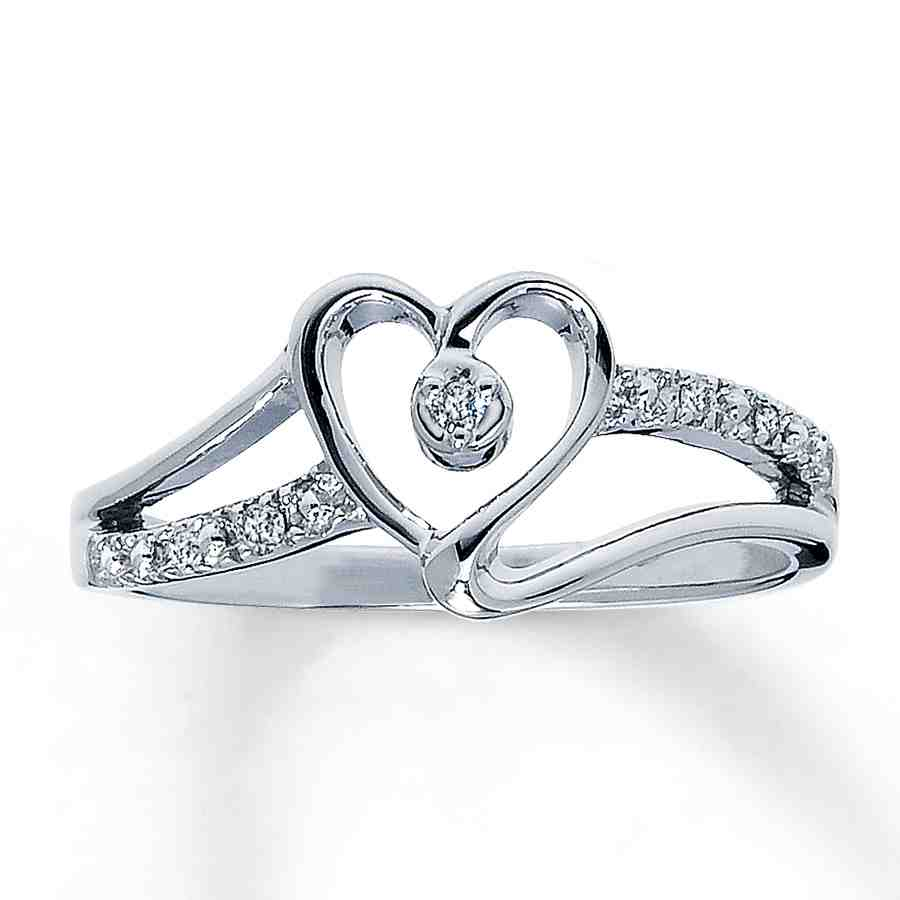 Beautiful Promise Rings For Her Wedding And Bridal
