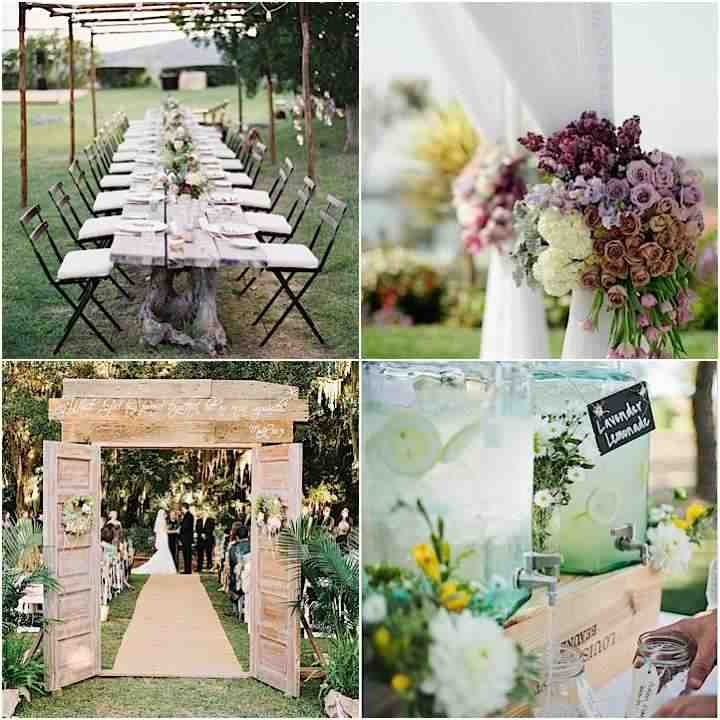 Outdoor Wedding Picture Ideas: Wedding And Bridal Inspiration