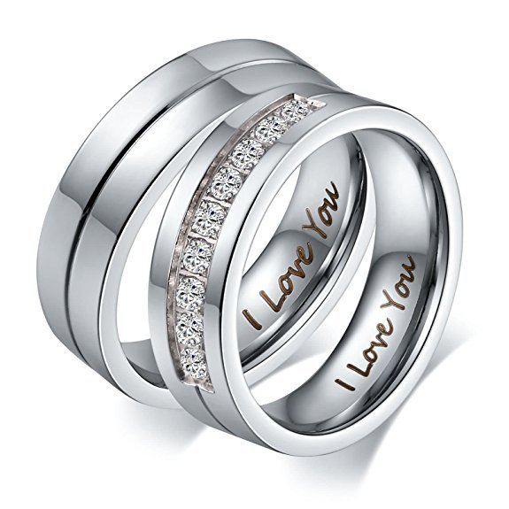 Walmart Wedding Rings His And Hers Wedding And Bridal Inspiration